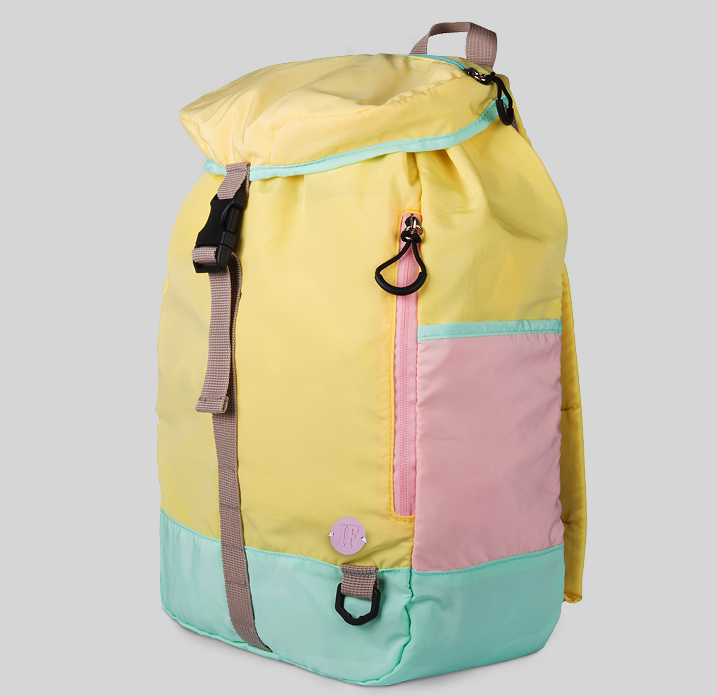 Backpack U-MORE YELLOW